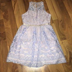 Rare Editions Formal Girl's Dress